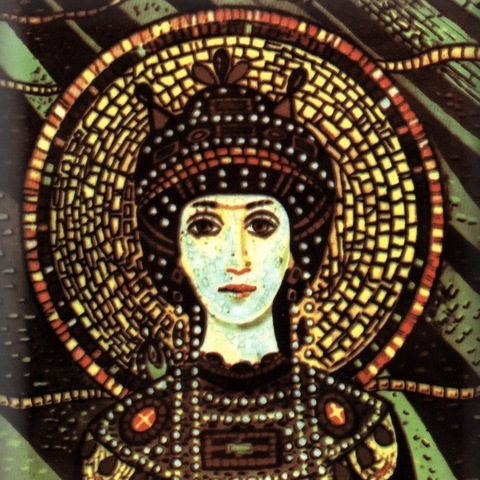 the life of theodora the wife of justinian i of the byzantine empire The empress st theodora, wife of justinian the great mosaic, 6th c,  life  theodora was born into the lowest class of byzantine society, the.
