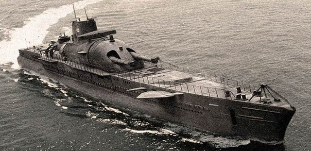 French submarine