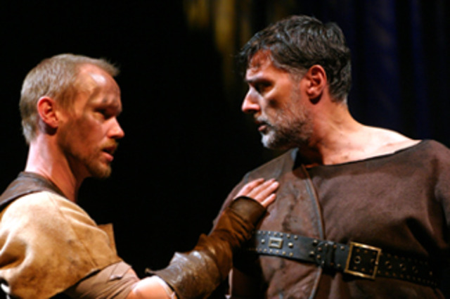 Macbeth's Men Betray Him