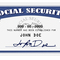 Social security 626 article