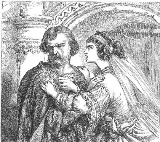 Macbeth: Uncontrolled Ambition Brings About The Downfall Of Macbeth An