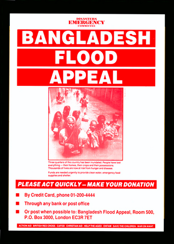 Bangladesh Floods (Appeal)