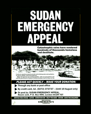 Sudan Emergency (Appeal)