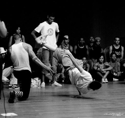 E Da C B on Jitterbug Dance History