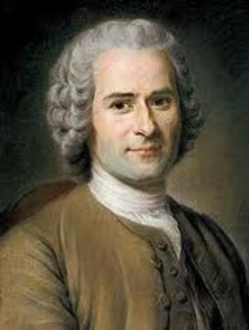 Jean-Jacques Rousseau (1712 to 1767)