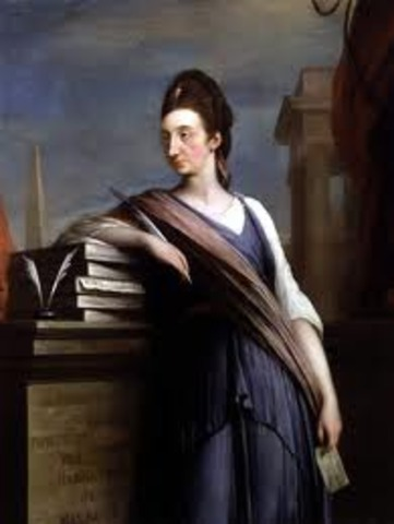Catharine Macaulay (1731 to 1791)