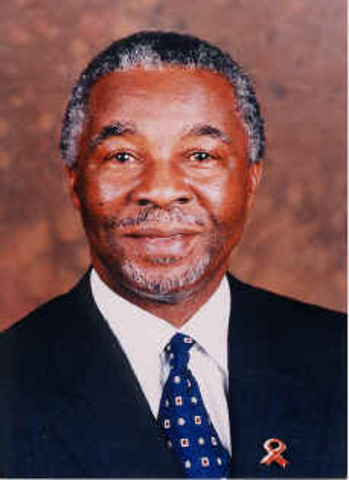 Thabo Mbeki is South Africas next President