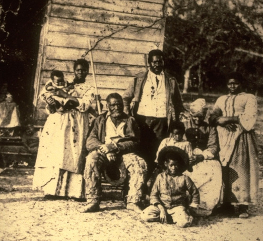 South Carolina Rice Plantation Slavery - mid-eighteenth century