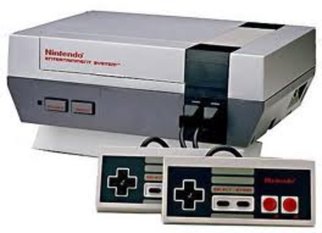 U.S. release of the NES (Nintendo Entertainent System)