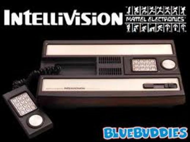 Release of Intelevision in U.S.