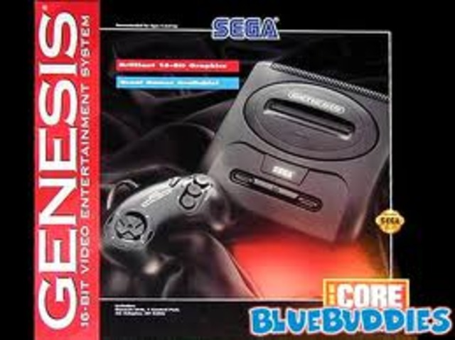 Sega Genesis released in U.S.