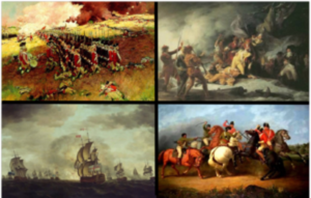 Revolutionary War (History)