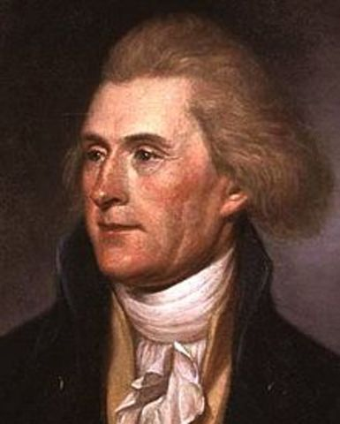 Thomas Jefferson (Government)