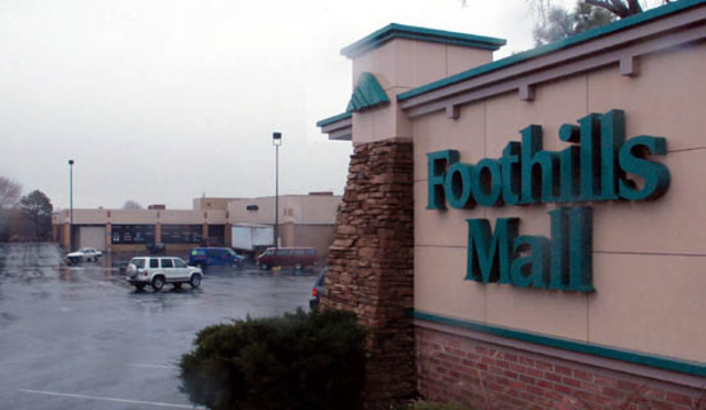 Mall owner files bankruptcy