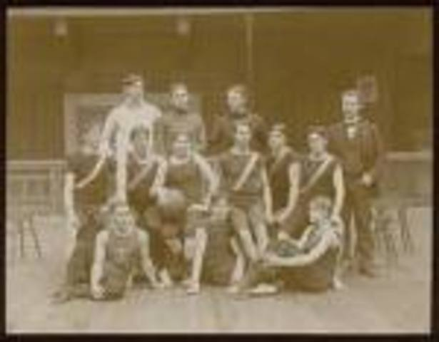 the early history and rules of the game of basketball Early in the history of basketball,  the ymca soon published rules for the game, which spread rapidly throughout settlement houses, colleges, and high schools.