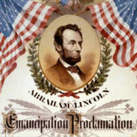Why did Abraham Lincoln issue the Emancipation Proclamation?