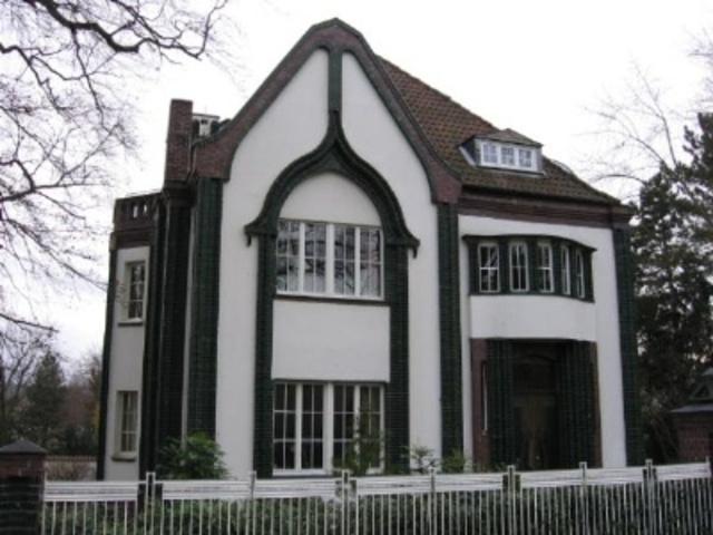 La arquitectura del siglo xix al xx timeline timetoast for Behrens house