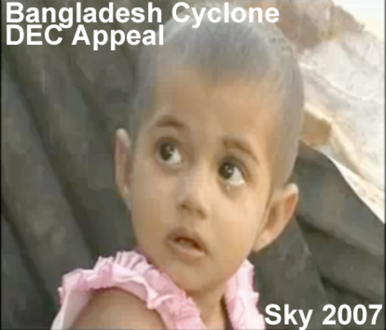 Bangladesh Cyclone Appeal