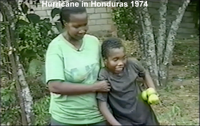 Hurricane in Honduras (Appeal)