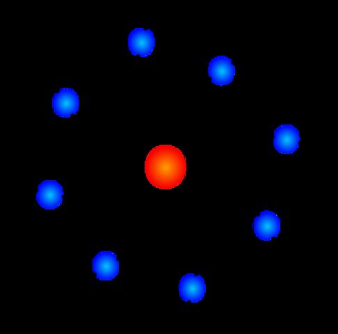 James chadwick contribution to atomic theory