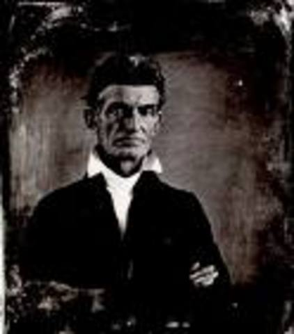 the life and times of john brown John brown was one of the most famous abolitionists, or opponents of  he  moved his family ten times, until settling in 1849 on a farm at north elba, new  york.