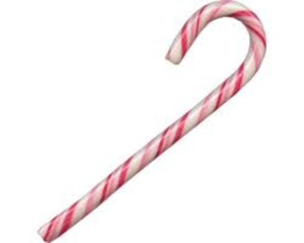 Invention of the Candy Cane