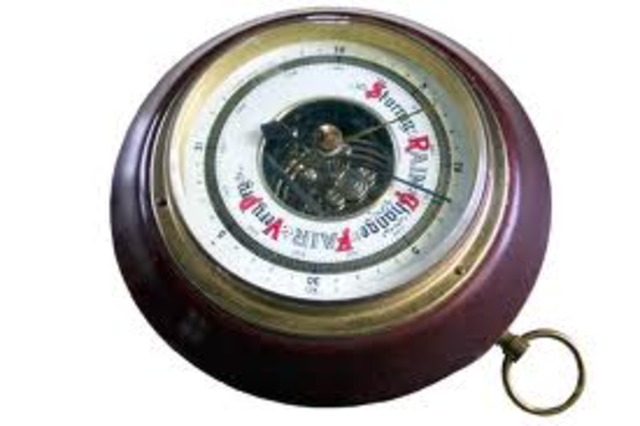 Invention of the Barometer