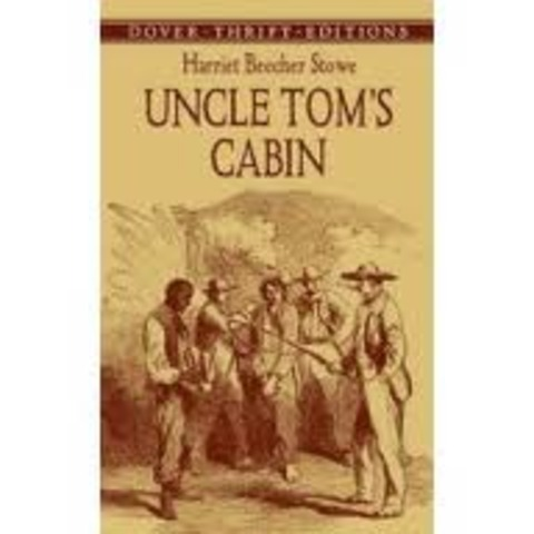 Uncle Tom's Cabin- date published