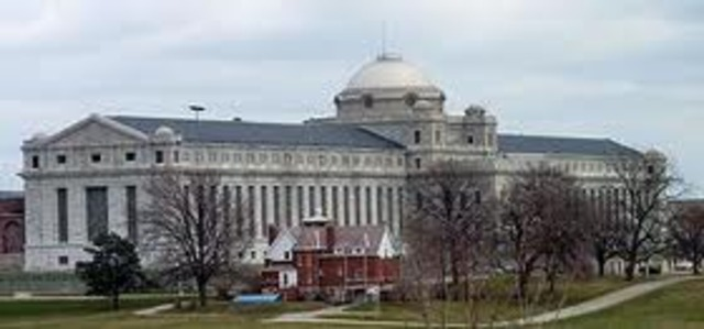 The St. Louis Police Department and the Leavenworth State Penitentiary in Kansas