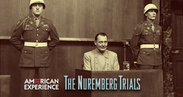 The Nuremburg Trials Begin