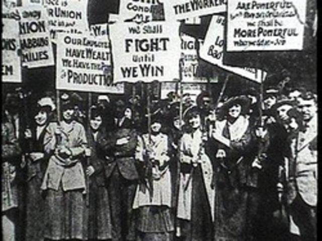 Labor Union History ti...