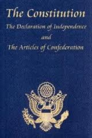 1787 Articles of Confederation