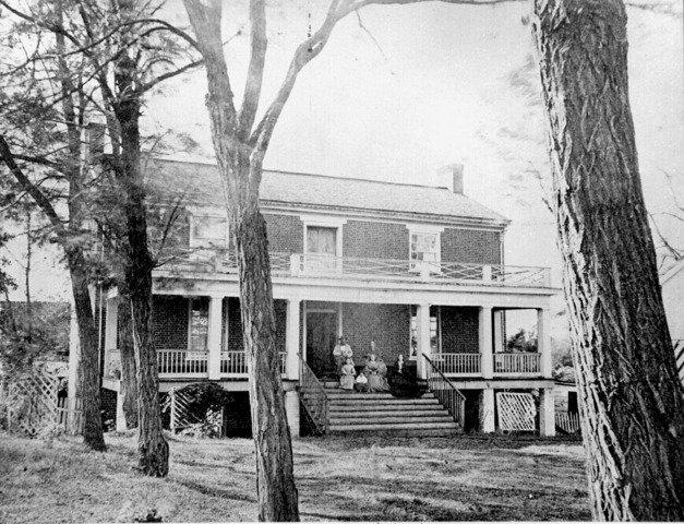 Appomattox Courthouse Surrender