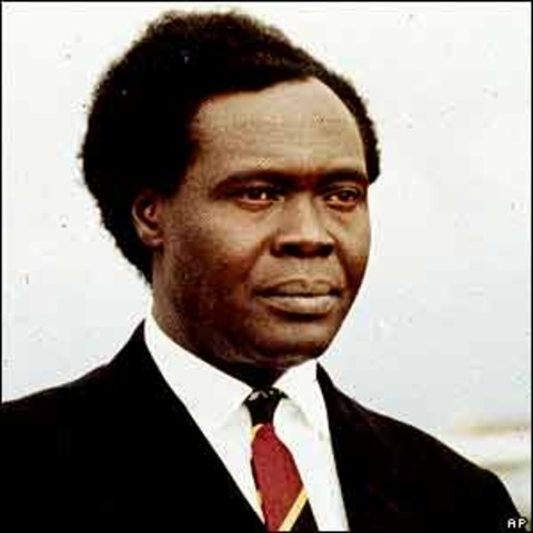 Milton Obote Comes To Power in Uganda