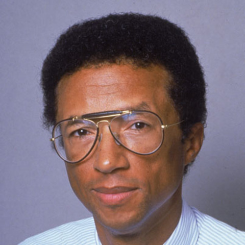 Arthur Ashe was born