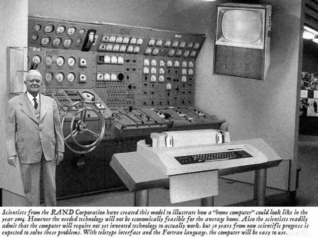 Electronical Computers Developed