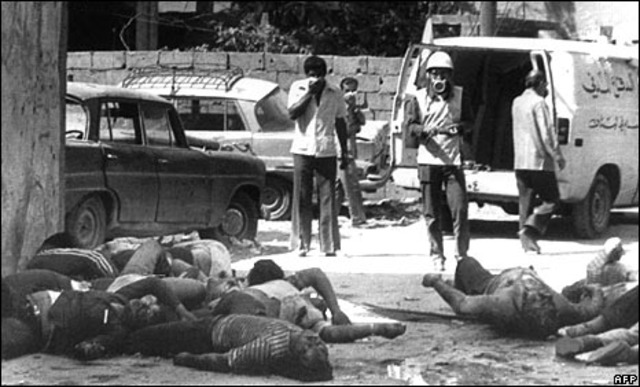 "Lebanon War - ""Operation Peace for Galilee""."