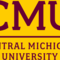 Cmu wordmark maroon on gold