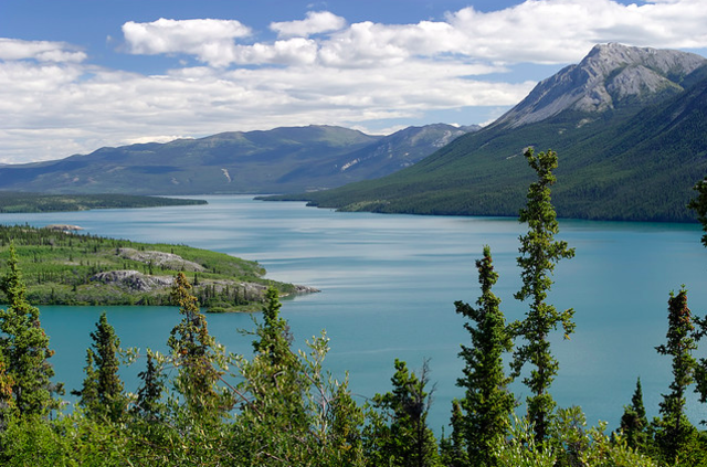 Yukon Territory Joins Confederation