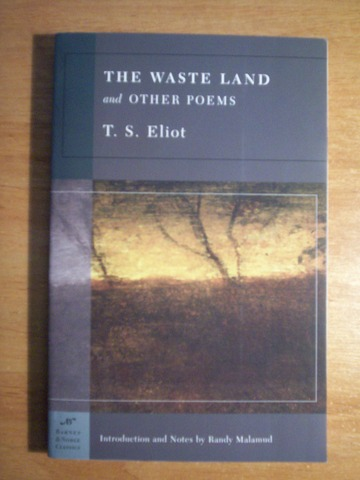 influences on ts eliots poetry essay In particular, ts eliot's christianity and culture is a substantial contribution to our understanding of the nature of culture and religion.