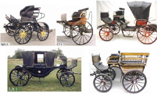 Invention of Carriages