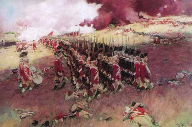 Battle of Breeds Hill and Bunker Hill