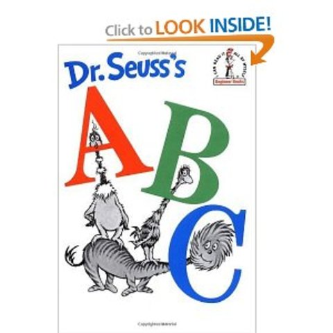 Dr. Seuss's First Book