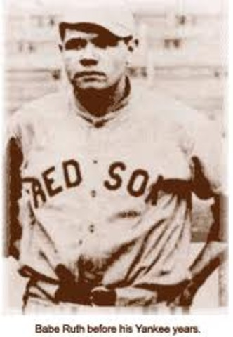 Babe Ruth is diagnosed with a Malignant Tumor in his neck