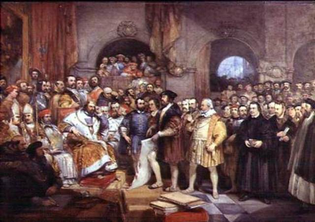 loss and gain of the reformation The catholic counter-reformation & the council of trent  of determined rulers,  an estimated one-third of earlier losses to protestants within the empire,  of the  index, the papacy was able to halt protestant gains in 1560 (except in holland.