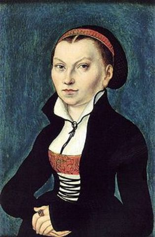 Martin Luther marries Katherina von Bora