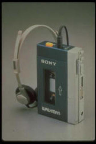 Strand 3 Business/Corporation- Sony Walkman