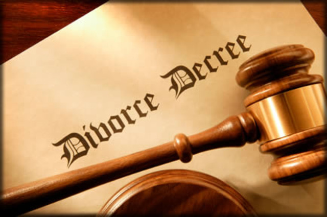 Divorce Rates