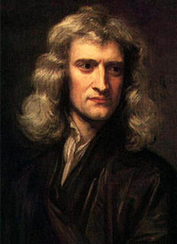 Newton Discovers Calculous