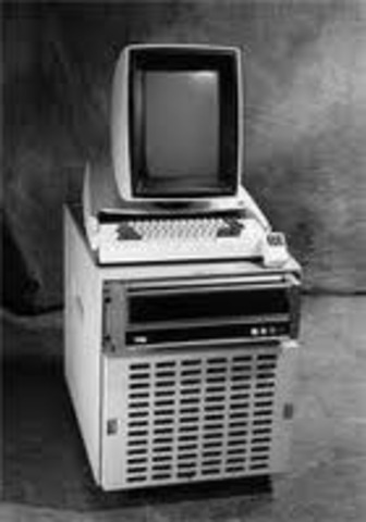 the minicomputer Xerox Alto 1973